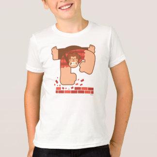 Wreck it Ralph Pounding Bricks T-Shirt