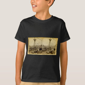 Wreck of the U.S.S. Maine Divers Coming Up Shirt