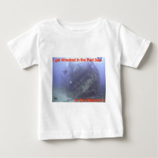 Wrecked in the Red Sea Baby T-Shirt