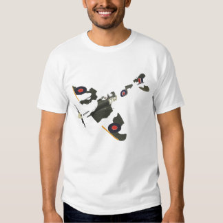 wrecked spitfire 2 tees