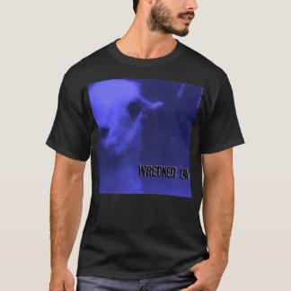 Wrecked 'Um Blue Llama World Tour 1995 Shirt
