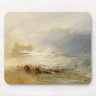 Wreckers - Coast of Northumberland, With a Steam B Mouse Mat