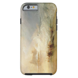 Wreckers - Coast of Northumberland, With a Steam B Tough iPhone 6 Case