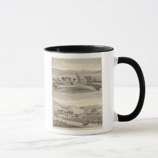 Wrede, Nebas residences Mug