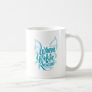 Wren Yorkie Rescue Coffee Mug