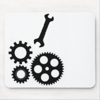 Wrench in the Works 2nd Gen Mouse Pad