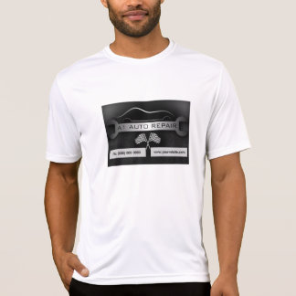 Wrench Mobile Mechanic Auto Repair Performance Tee