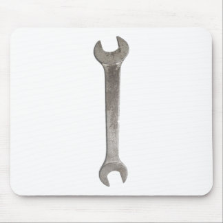 Wrench spanner transparent PNG Mouse Pad