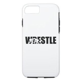 Wrestle iPhone 7 Case