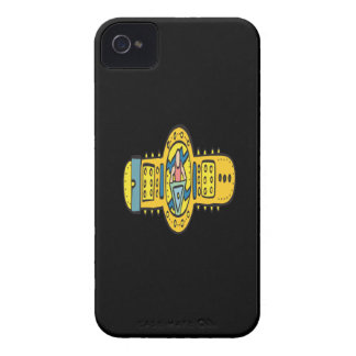 Wrestling Championship Belt iPhone 4 Case-Mate Case