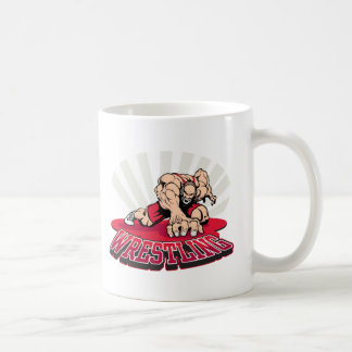 Wrestling! Coffee Mug