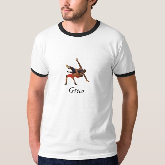 wrestling, Greco T-Shirt