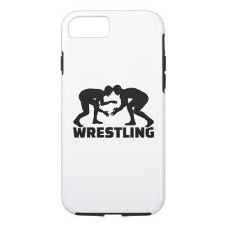 Wrestling iPhone 7 Case