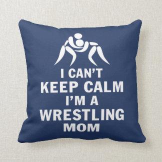 Wrestling Mom Cushion