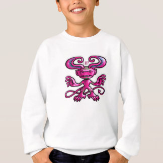 Wrestling Red Imp Sweatshirt