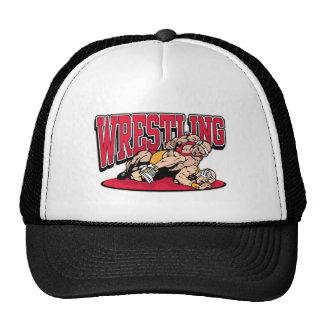 Wrestling Takedown Cap