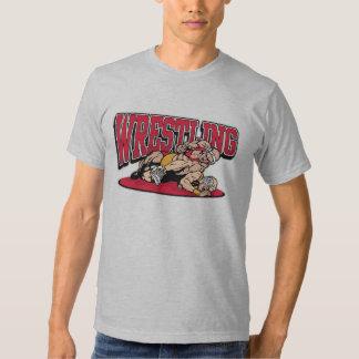 Wrestling Takedown T-shirt