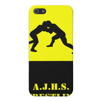 Wrestling team phone cover case for the iPhone 5