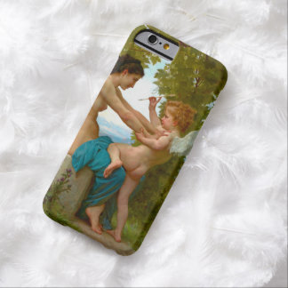 Wrestling with Cupid 1880 Barely There iPhone 6 Case