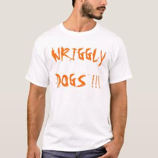 WRIGGLYDOGS !!! T-Shirt