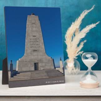 Wright Brothers Memorial Plaques