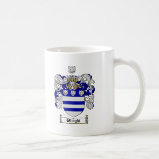 Wright Coat of Arms / Wright Family Crest Coffee Mug
