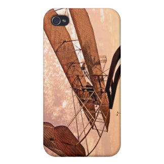 Wright Flyer Aircraft iPhone 4 Cases
