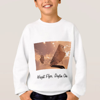 Wright Flyer Aircraft Sweatshirt