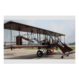 Wright Flyer 'B' Poster