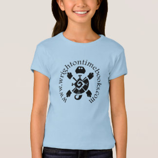 Wright on Time Books T-Shirt