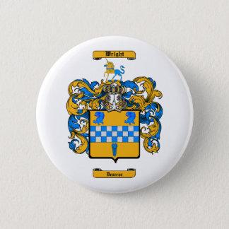 Wright (Scotland) 6 Cm Round Badge