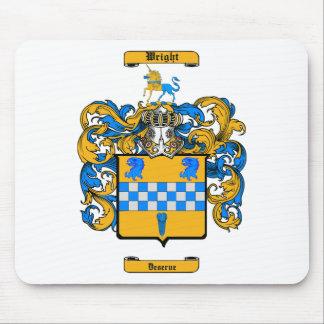 Wright (Scotland) Mouse Mat