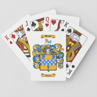 Wright (Scotland) Playing Cards