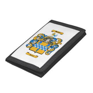 Wright (Scotland) Tri-fold Wallets