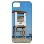 Wrightsville Beach Lifeguard Stand 5 iPhone 5 Cover