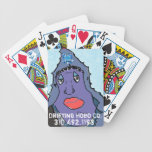 wrinkle face hobo playing cards