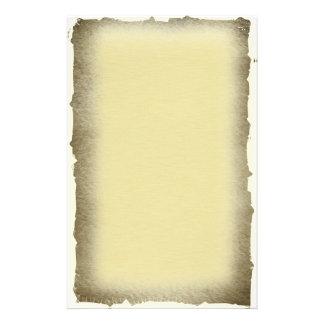 Wrinkled Crinkle Paper