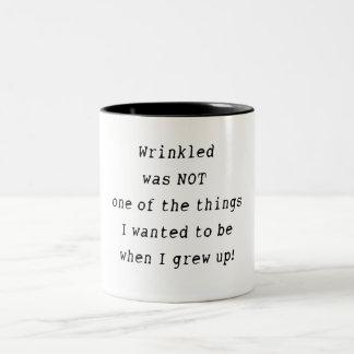 Wrinkled Coffee Mugs