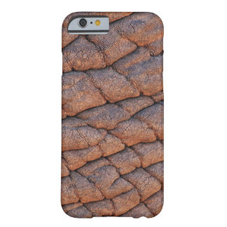 Wrinkly Elephant Skin Texture Template Barely There iPhone 6 Case