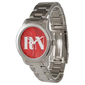 Wrist watch for nurse