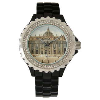 Wrist Watch - Rome, the Vatican
