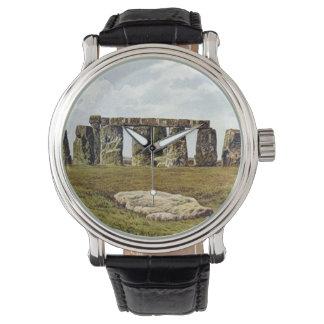 Wrist Watch - Stonehenge
