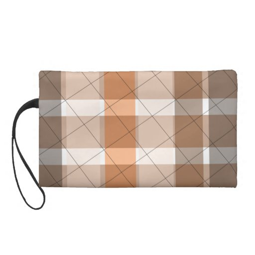 Wristlet Brown Pattern Design Hipster iPhone Case