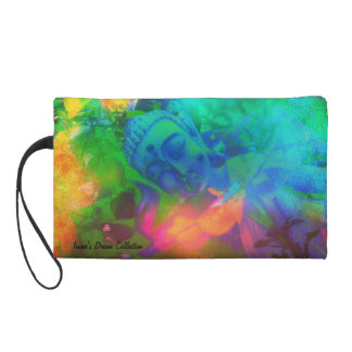 Wristlet Divine Buddha Fashion bag
