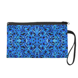 Wristlet Floral abstract background