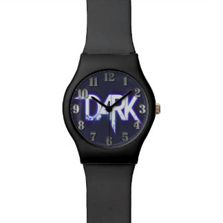 "Wristwatch for young ""DARK """