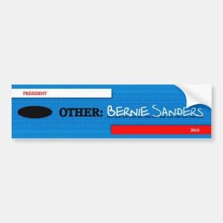 Write in Bernie - Bumper Sticker