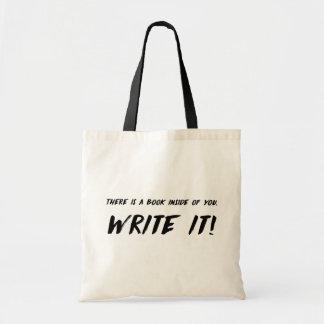 Write it! Totebag