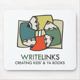 Write Links Logo Mouse Pad
