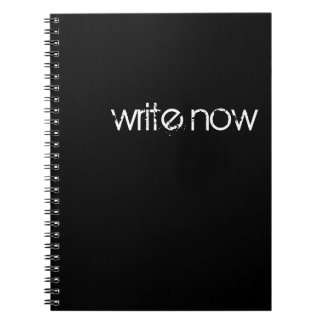 """""""Write Now"""" notebook"""